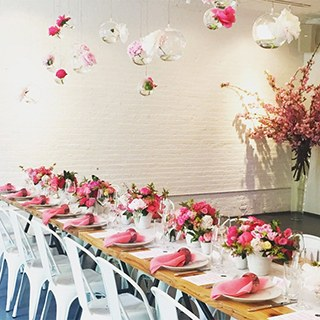 bridal shower venue